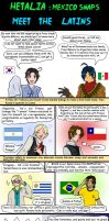 Hetalia meet the latins by chaos-dark-lord