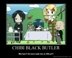 Black Butler demotivational 2 by ChibiOtakuSama