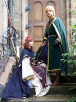 Medieval costumes by Rollwurst