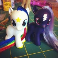 starlite and skydancer by seethecee