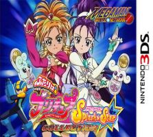 Precure Splash Star and Megaman Battle Network 3DS by isaacyeap