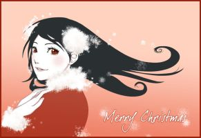 Happy Merry Christmas by poch