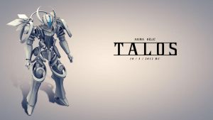 Talos by Benaddiction