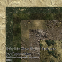Map Texture Pack by coyotemax