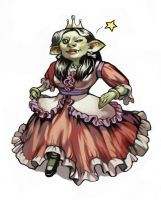 Princess Goblin by Lizzy-John