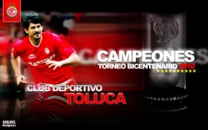 Toluca Campeon - Futbol 2010 by Hackercyar