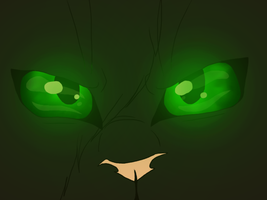 Hollyleaf is mad bro. by Sprouteeh