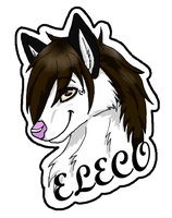 AT: Eleco Badge by ela-moon