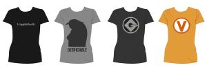 Despicable Me Tshirt ideas by TheFishAndTheBird