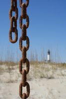 Rusted Chain by TikerenQ