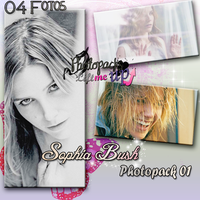 Photopack 01 Sophia Bush by PhotopacksLiftMeUp
