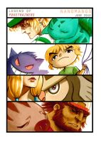 Legend of Poketrainers 01 by Vestergaard