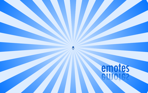 Emote Wallpaper by Sparky1232