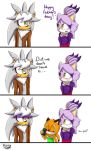 Father's day :D by Cometshina