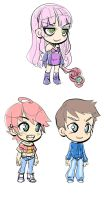 Chibis by ManiacPaint