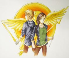 Hunger Games by anima-art