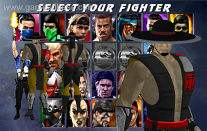 Kung Lao (MK3 outfits) by AppokalipsSurvivor