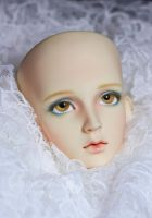 Cinnamon Faceup -- Migidoll Jina boy by fadeddreamss