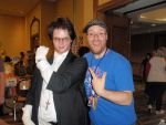 Angel Dust Anderson and LittleKuriboh - ABC 2013 by JeremyX2000