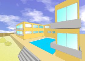 Apartments photoshopped by turnbuckle