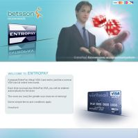 EntroPay_Betsson Landing Page2 by mangion