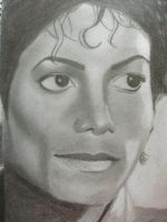 Michael Jackson by ArtFan100