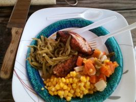 My Morning of Grilling 5/27/2014 3 by The-Smile-Giver