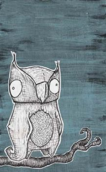 Owl by TaintNotThyMind