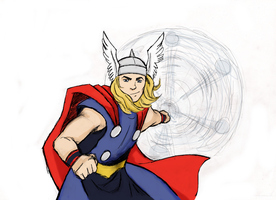 Request - Thor by GoreChick