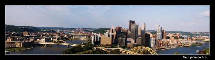 Pittsburgh by WhitePaws1
