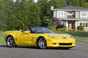 Corvette Grand Sport 2010 by TheCarloos