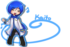 Kaito by Nyappy-muffin
