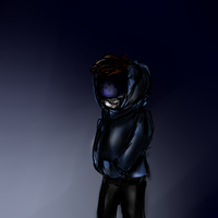 Eyeless Jack by TheFakePotatosThe2nd