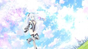 Neptunia Noire Black Heart by Akw-Art-Design