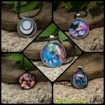 League of Legends Necklaces by zeldalilly