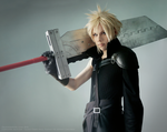 Cloud Strife FF VII Advent Children cosplay by Akitozz6