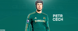 Petr Cech Signature by DONICFC