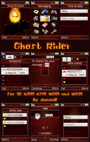 Ghost Rider Animated - K800 by moron12