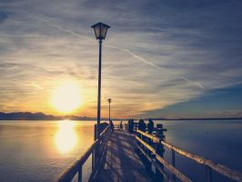 The Pier by Floriarty