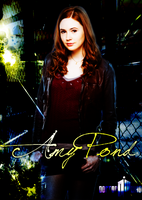 Doctor Who Series 5 Amy Pond by feel-inspired