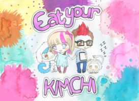 Eat Your Kimchi by Sunny-sshi