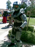 Halo Reach Spartan 3 by Janan326