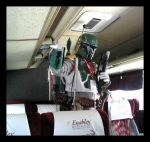 Boba Fett: Bus by Darkside0326