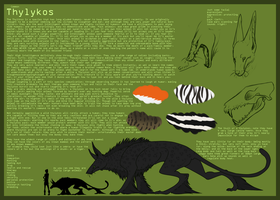 Thylykos Species Info by GlitchedVirus