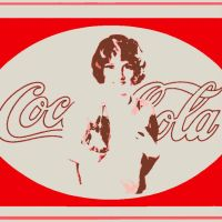 Coca Cola Pop Art by DevintheCool