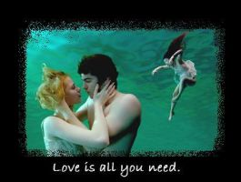 All You Need Is Love by itsayskeds