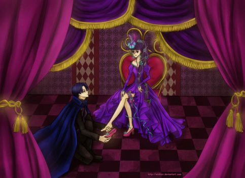 Cendrillon - Tomoyo and Eriol by wishluv