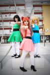 Power Puff Girls by Gaaaooo