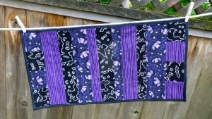Halloween Table Runner by Bwabbit