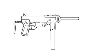 M3 GG1 'Grease Gun' by GmodMike